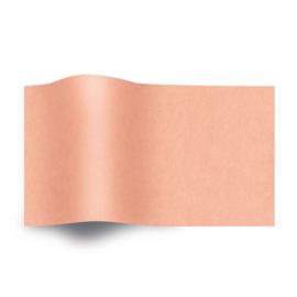 Vloeipapier Peach