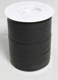 Mat Gemetalliseerd Krullint zwart