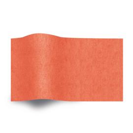 Vloeipapier oranje