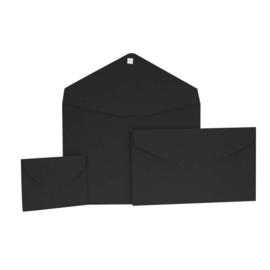 Geschenkenvelop zwart