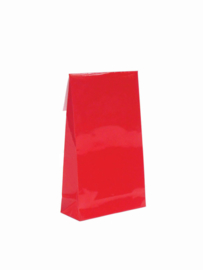 Luxe Gift Bags laque rood