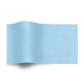 Vloeipapier licht blauw