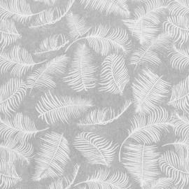 zijdevloei veren wit