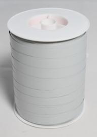 Mat Gemetalliseerd Krullint wit