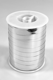 Gemetalliseerd Krullint zilver