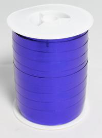 Gemetalliseerd Krullint kobalt blauw