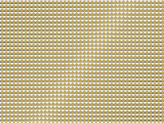 Square gemetalliseerd Inpakpapier goud-wit-zilver
