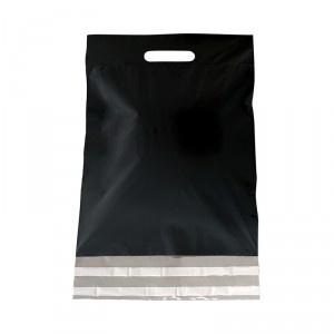 Plastic Verzendtas zwart