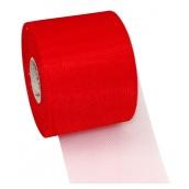 Tule Verona rood
