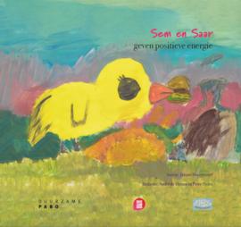 Sem en Saar geven positieve energie (Hardcover)