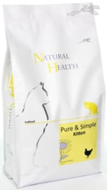 Natural Health Kitten 400 gram