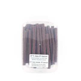 Jerkey strips en ropes 500 gram