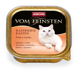 Feinsten Cat Castraat Kalk Zalm