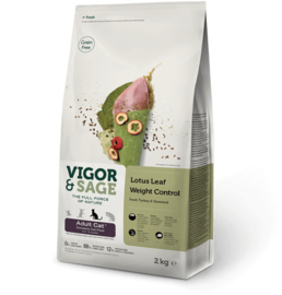 Vigor & Sage Lotus Leaf Light 400 gram