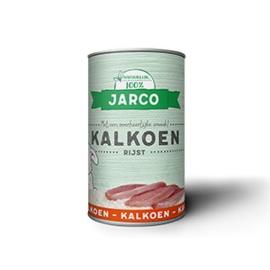 Blikvoeding Kalkoen-Rijst 400 Gr