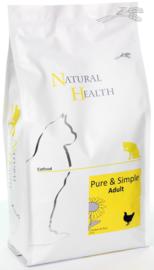 Natural Health Kip/Rijst 400 gram