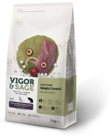 Vigor & Sage Lotus Leaf Light 2kg