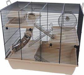 Hamsterkooi Pinky 3