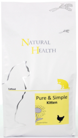 Natural Health Kitten 2.5kg