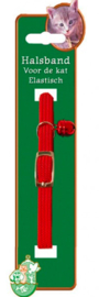 Halsbandje Elastisch Rood
