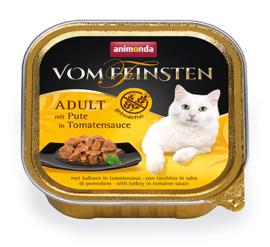Feinsten Cat No Grain Kalkoen