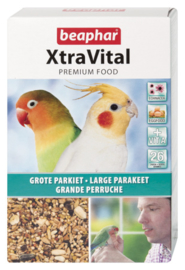 XtraVital Grote Parkiet 1kg