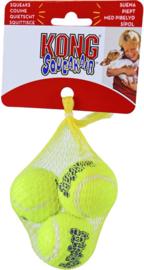 Kong Squeakair tennisbal 3 st.