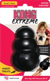 Kong Classic rubber zwart