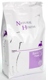 Natural Health Basic 5 pup