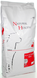 Natural Health Lam en Rijst