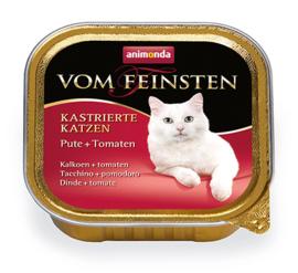 Feinsten Cat Castraat Kalk Tomaat