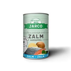 Blikvoeding Zalm-Aardappel 400 Gr