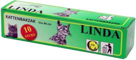 Kattenbakzak Linda