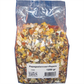 Papegaaien-voer+Pepers 1.25KG