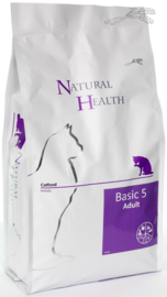 Natural Health Basic 5 2,5 kg