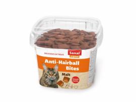 Sanal Anti-Hairball Bites Malt