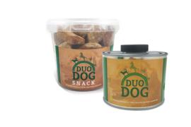 Duo Dog Paardenvet + Gratis Snacks