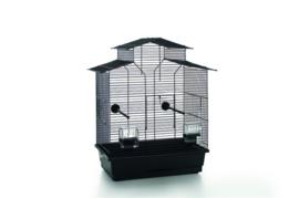 Iza 2 Pagode Vogelkooi Zwart