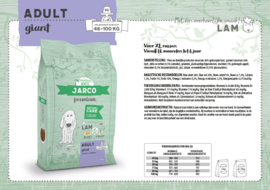 Giant Adult Lam Voeding € 16,75