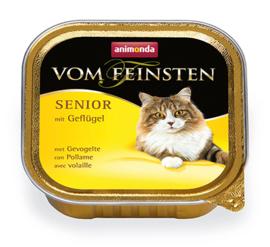 Feinsten Cat Senior Gevogelte