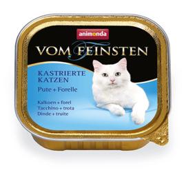 Feinsten Cat Castraat Kalk+Forel