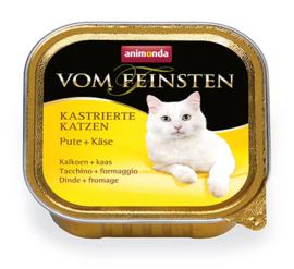 Feinsten Cat Castraat Kalk Kaas