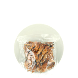 Kipvisjes 400gram voor hond en kat