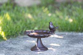 Waterbakje voor buitenvogels