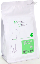 Natural Health carnivore Small Bites