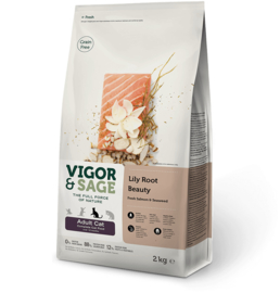 Vigor & Sage Lily Root beauty 2 kg