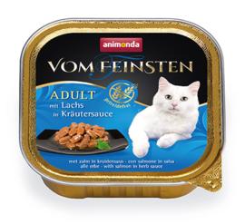 Feinsten Cat No Grain Zalm
