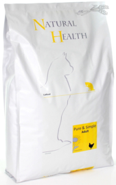 Natural Health Kip/Rijst 7,5kg