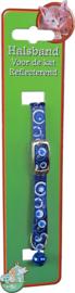 Halsband blauw reflecterend