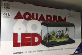 Aqualantis Aquarium 60cm LED